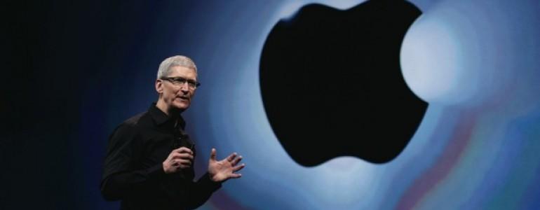 Des parts d'Apple réparties entre ses actionnaires