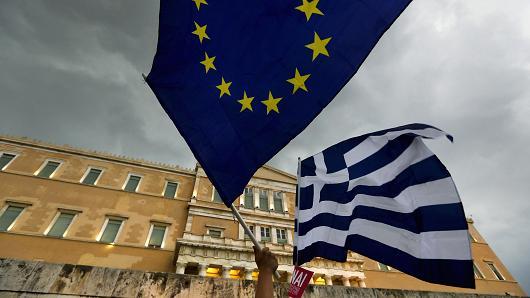 La Grèce avance dans la croissance