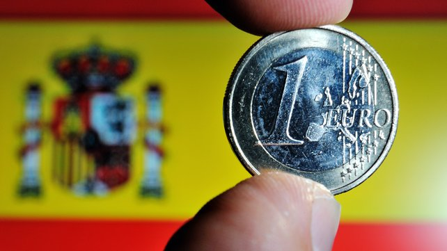 Chute du budget espagnol