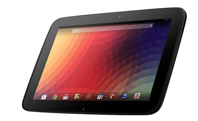 Et une tablette pour Google !