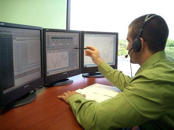 plateforme de trading forex