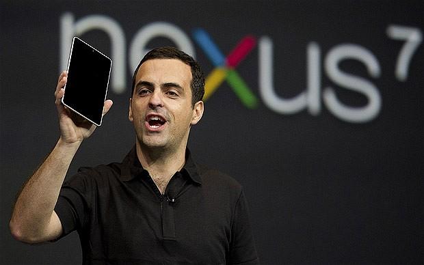 La tablette de Google sera bientôt là!
