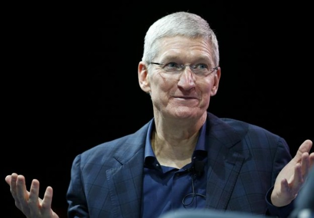 Tim Cook, le chanceux !