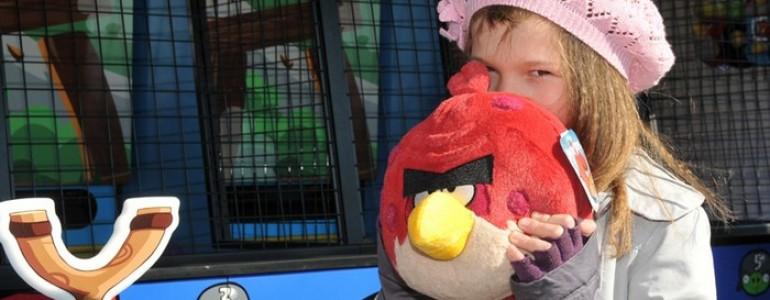 Le Parc Angry Birds ouvrira bientôt ses portes