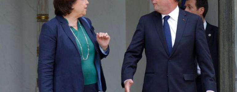 Si proche de son sommet, l'Europe se débat encore plus avec les résultats de son économie