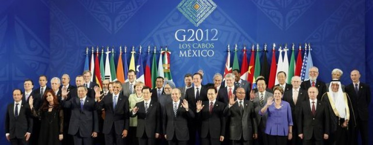 Les dettes seront au centre de la réunion du G20 au Mexique