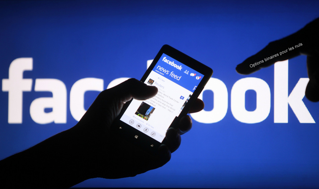 Facebook peut-il générer des gains pour les brokers d'options binaires?