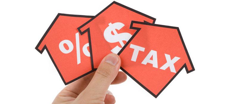 Des taxes d'habitation plus élevées pour les riches