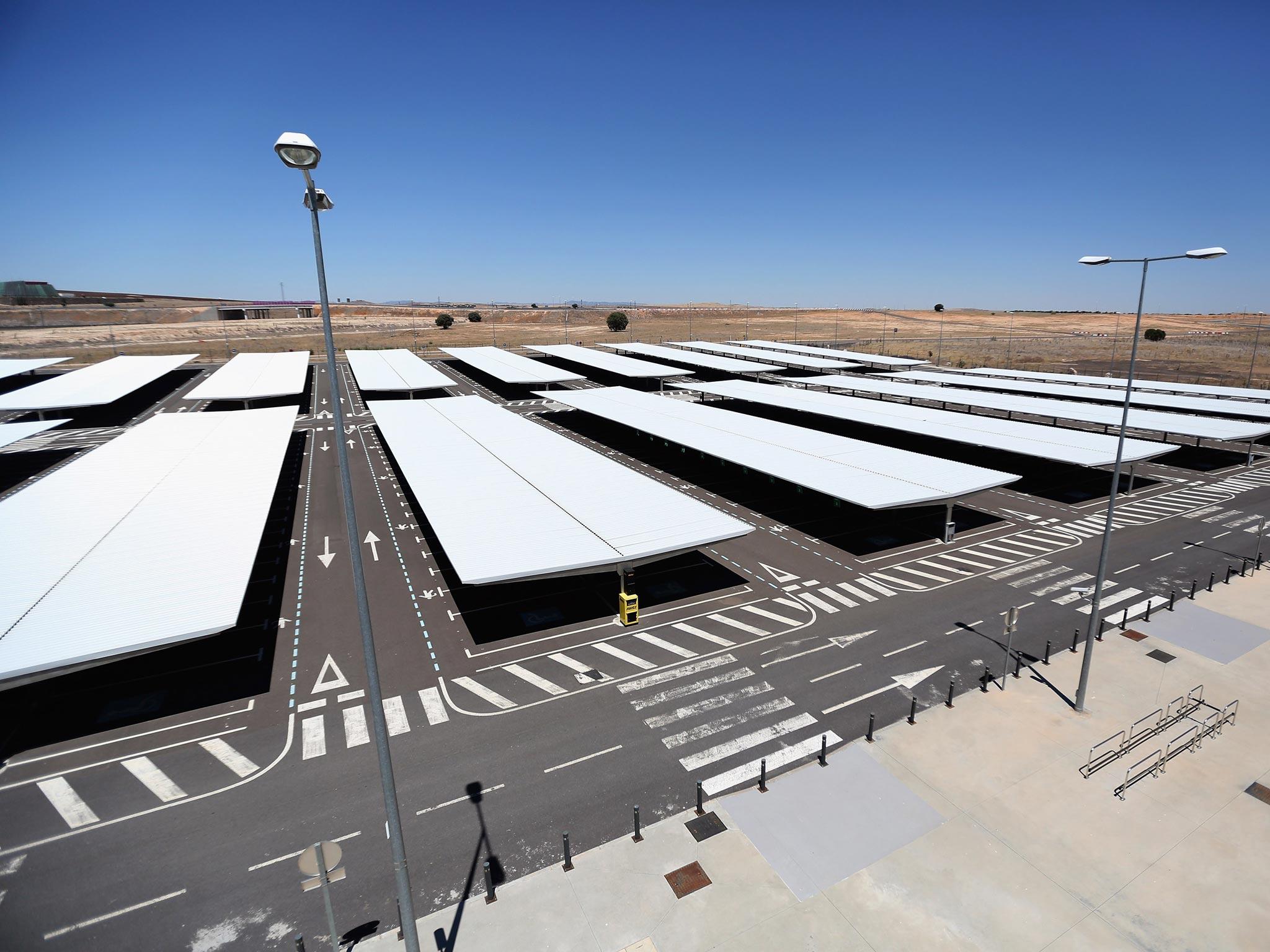 Espagne : 10.000 euros pour l'aéroport de Ciudad Real