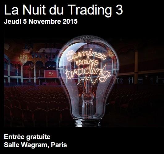 La Nuit du Trading – 3ème Edition
