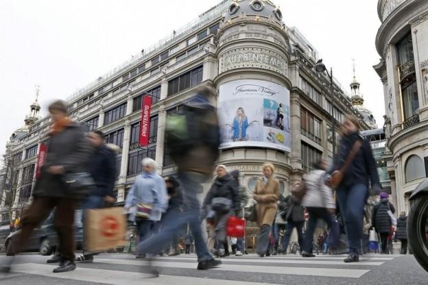 commerces parisiens