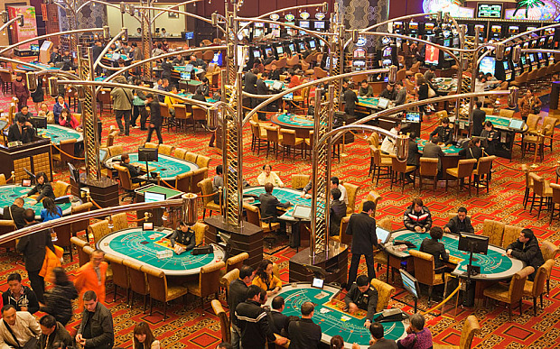 casino chine