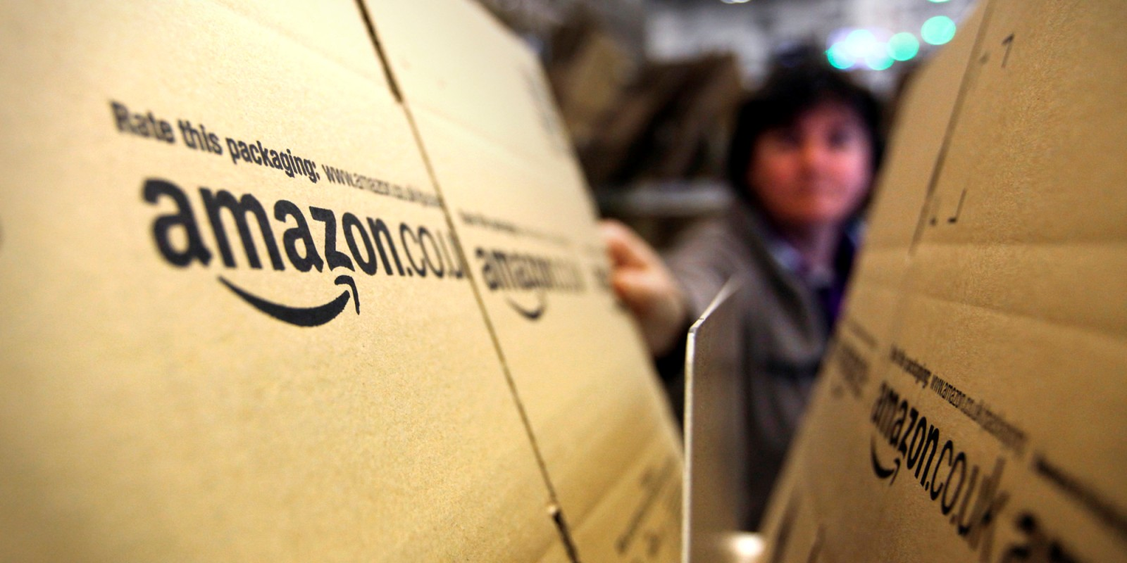 Amazon se lance désormais dans le fret aérien