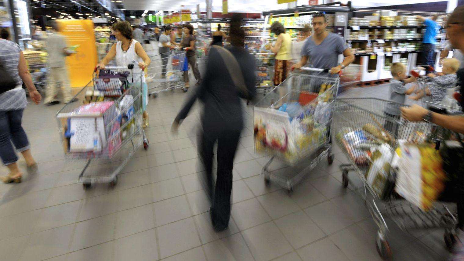 L'inflation s'est établie à 0,2% sur un an en janvier