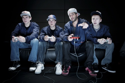 Red Bull LAN Halo: Reach Training Camp