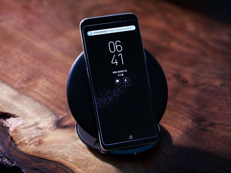 Le Galaxy S8 va-t-il pousser l'action Samsung plus haut ?