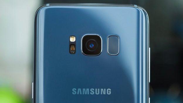 Test Galaxy S8