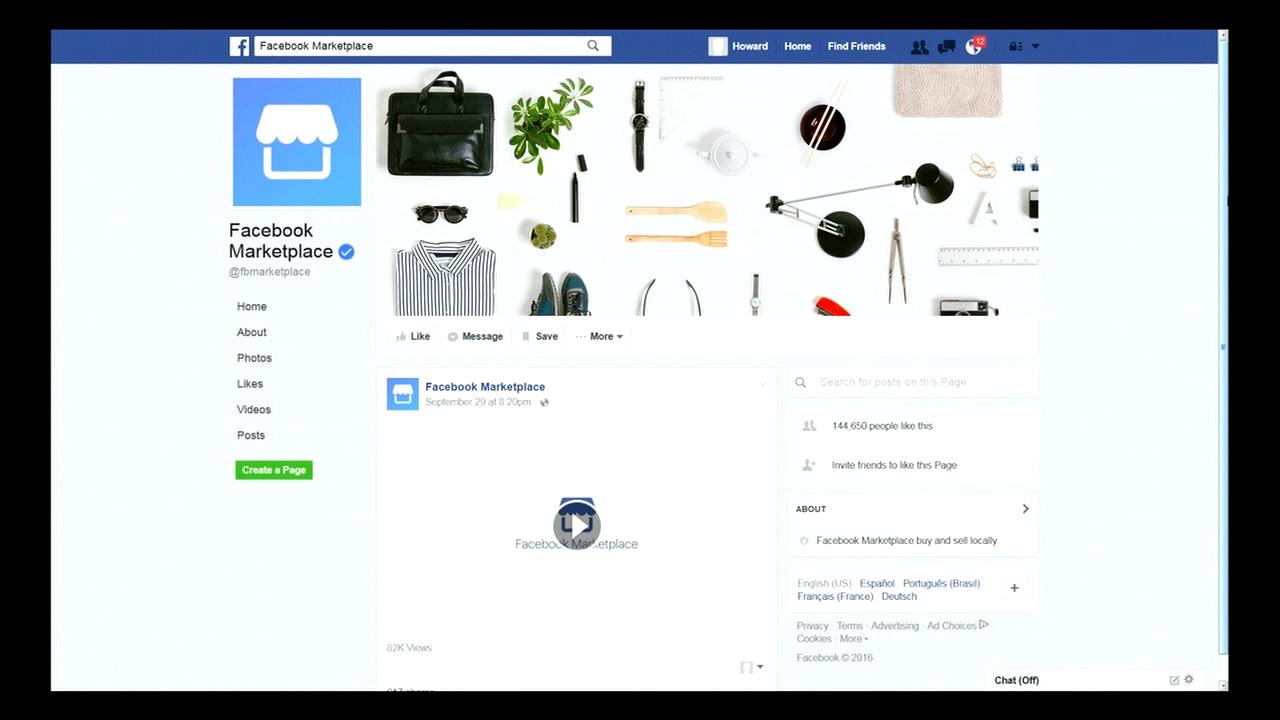 France : MarketPlace de Facebook entre en concurrence avec Le Bon Coin