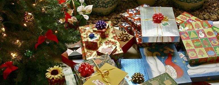 cadeaux noel fetes dépenses