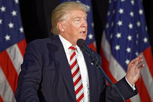 finance natixis Donald Trump