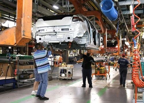 finance secteur automobile americain