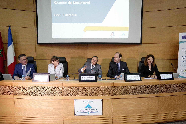 Jumelage du Maroc et France par la Loi organique des Finances