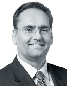 Jörn Bousselmi, directeur général de la Chambre de commerce et d'industrie franco-allemande