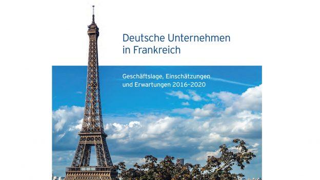 les entreprises allemandes en France