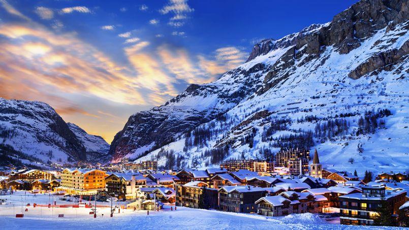 Le prix des propriétés de luxe des montagnes en France et en Suisse subit une vague de froid
