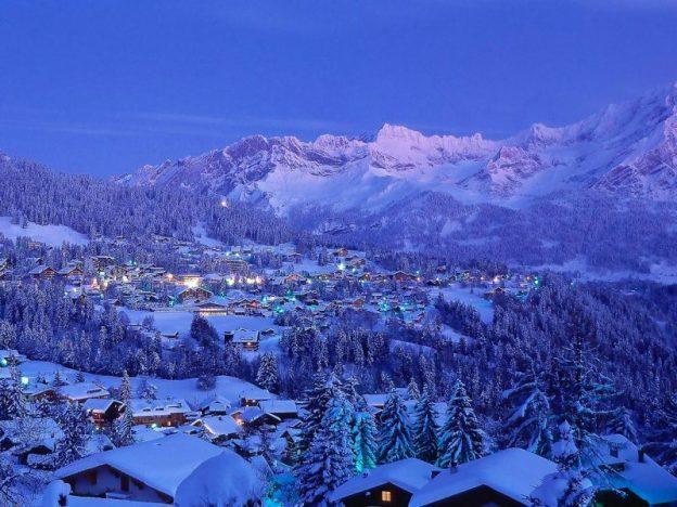 Villars en Suisse