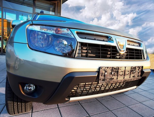 Dacia Duster d'occasion pas cher