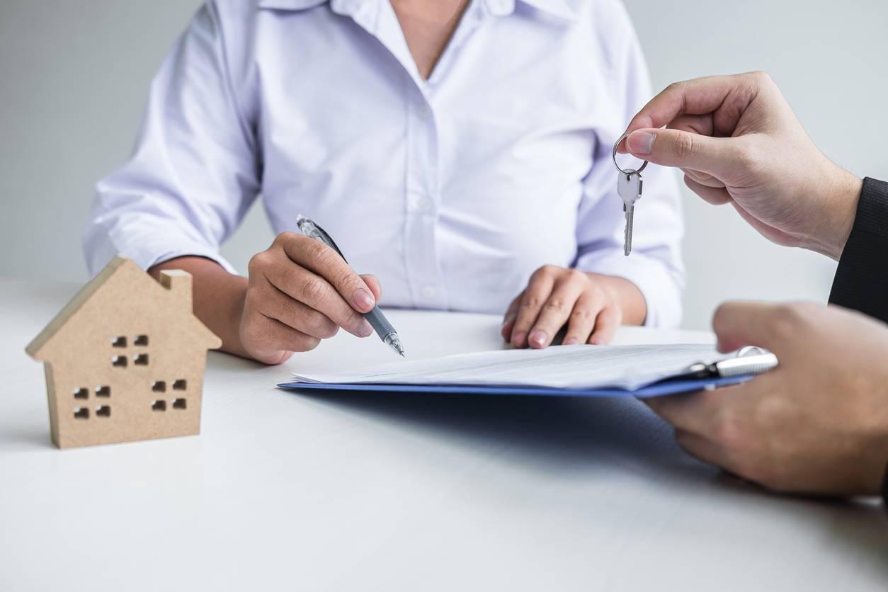 courtier immobilier prêt acaht maison