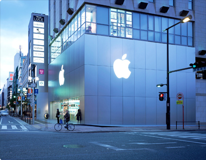 Acheter l'action Apple