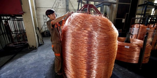 industrie cuivre