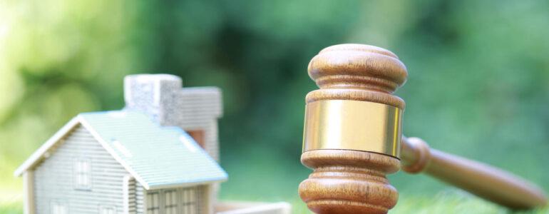 Calcul des frais pour une vente aux enchères immobilière